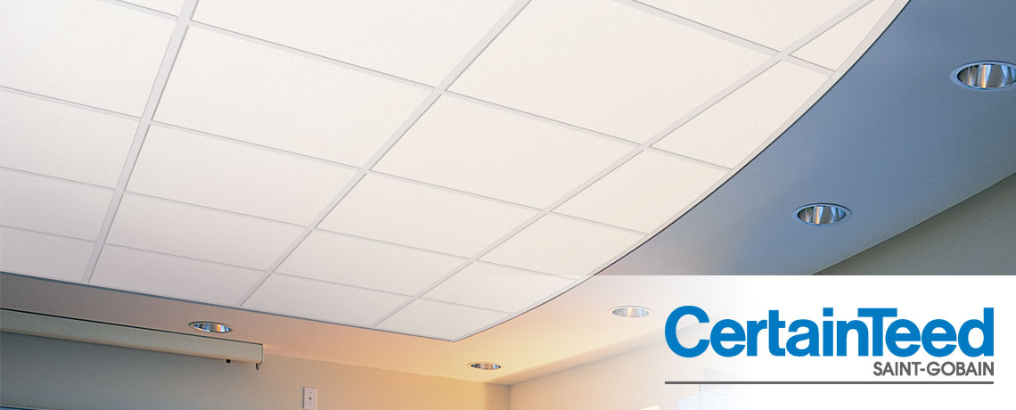 Certainteed ceiling tiles canada